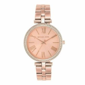 Michael Kors Maci Watch Rose Gold Stainless Steel